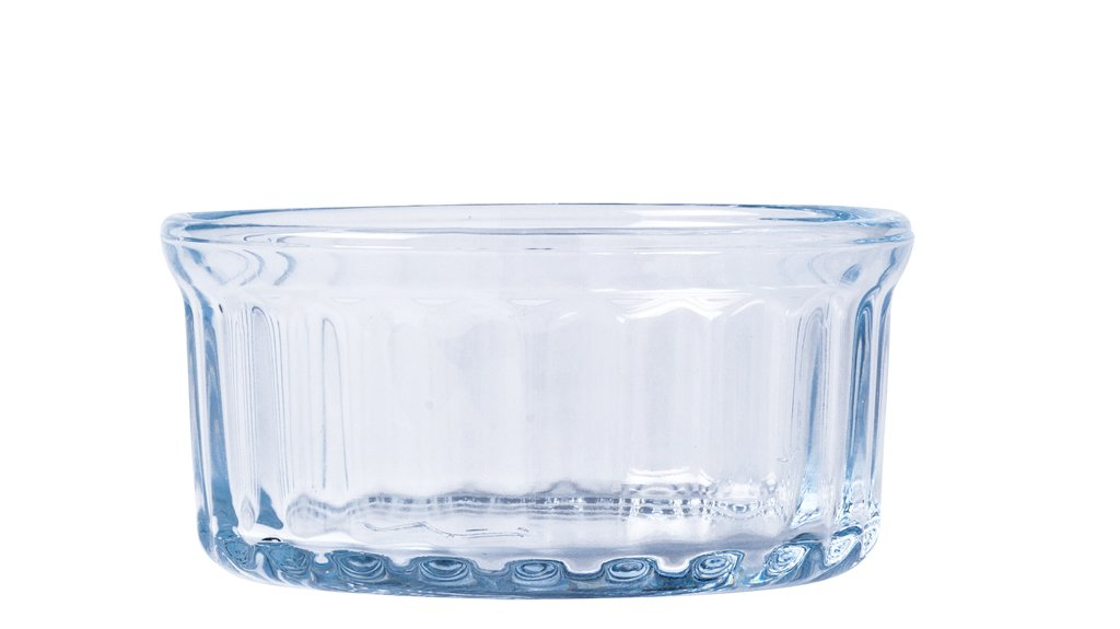 RAMEQUIN STAMPO 10CM PYREX