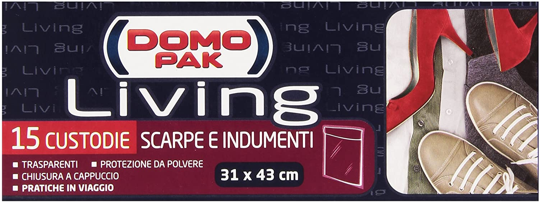 CUSTODIA SCARPE E INDUMENTI 31X43 X 15 PZ DOMOLIVING