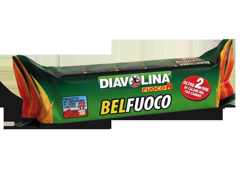 DIAVOLINA ACCEN. BELFUOCO 1PZ 1100 GR.