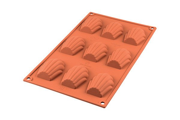 SF032 MADELEINE - STAMPO IN SILICONE 68X 45 H 17 MM 20.032.00.0065