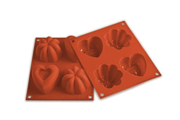 HSF02 HAPPY LOVE - STAMPO IN SILICONE 60 X62 H 34 36.002.00.0060
