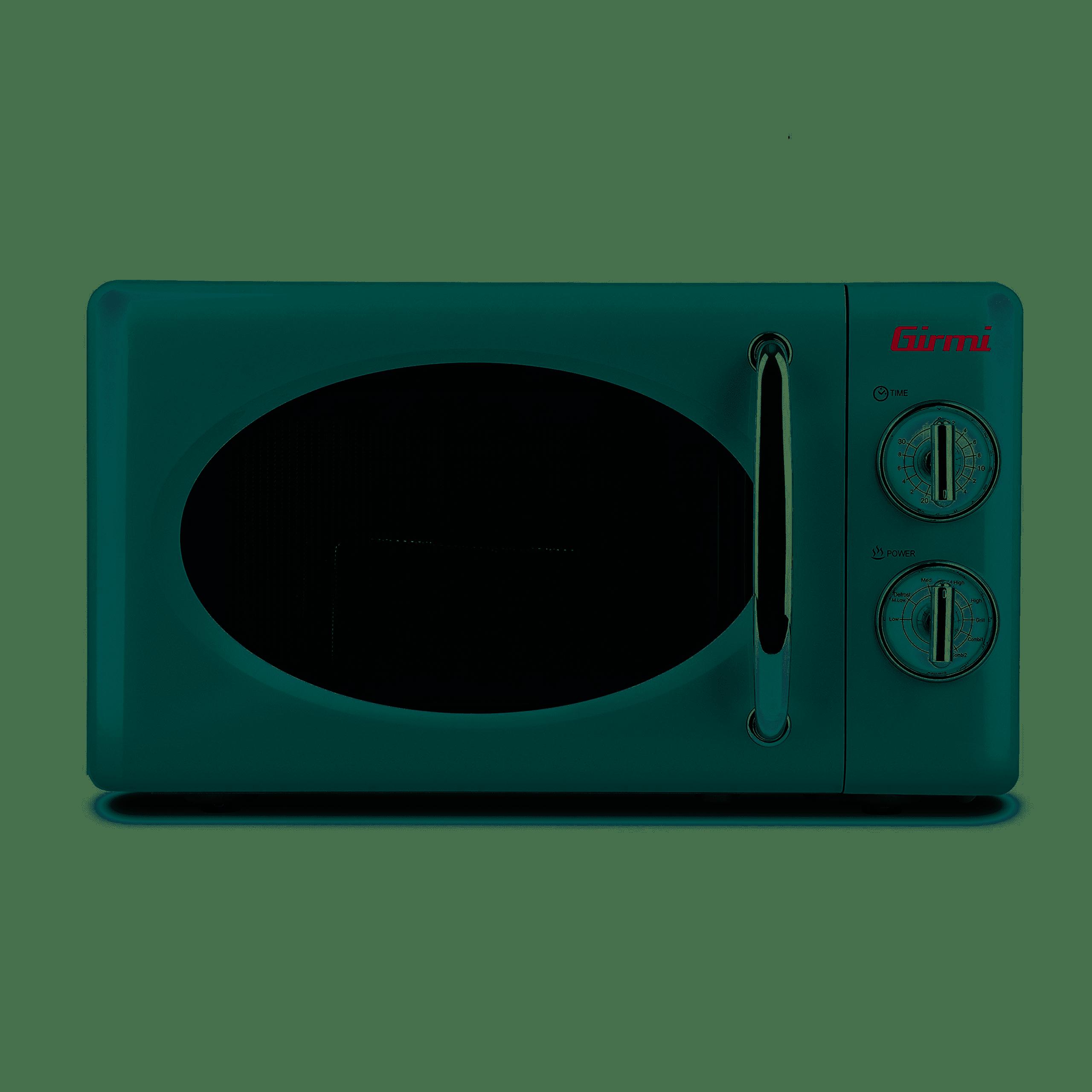 FORNO MICROONDE COMBINATO VINTAGE DESIGN GIRMI FM21 700 + 800 WATT LT. 20