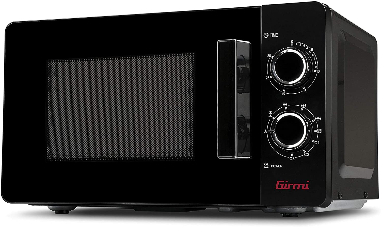 FORNO MICROONDE COMBINATO GIRMI FM04 700 + 800 WATT LT. 20