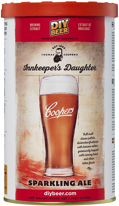 BIRRA MALTO COOPERS SPARKLING ALE - INKEEPER'S DAUGHTER 45195